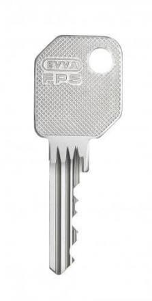 Bezpečnostný kľúč EVVA FPS (CPS)