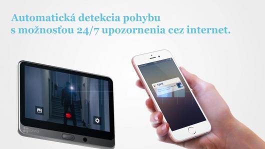 Digitálne kukátko EZVIZ