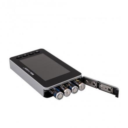 Digitálne kukátko Mul-T-Lock Gotu+ 5140, napájanie kukátka