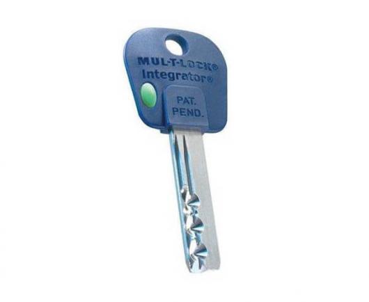 Mul-T-Lock Integrator kľúč