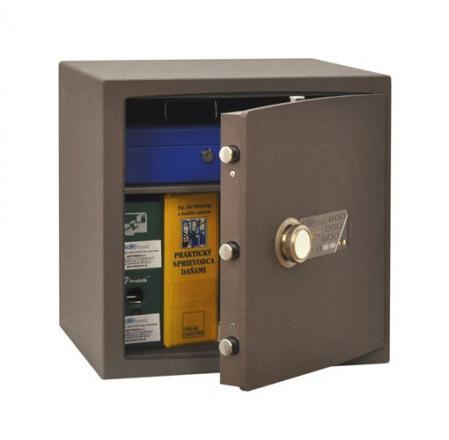 Nábytkový trezor Safetronics NTR/13-39 E