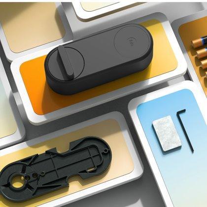 Inteligentný zámok Yale Linus® Smart Lock - Black
