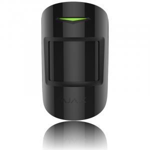 Mikrovlnný detektor pohybu Ajax MotionProtect Plus black