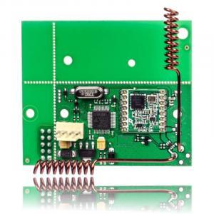 Modul pre integráciu s bezdrôtovým zabezpečením tretích strán a inteligentnými domácimi systémami