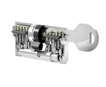 Bezpečnostná cylindrická vložka EVVA ICS