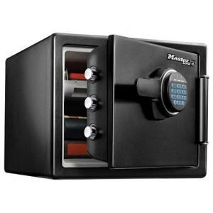 Vodeodolný ohňovzdorný sejf Master Lock LFW082FTC