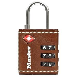 Cestovný visiaci zámok TSA Master Lock 4692EURDBRN