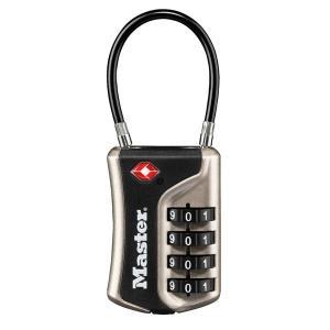 Visiaci zámok Master Lock TSA 4697EURDNKL