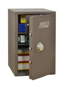 Nábytkový trezor Safetronics s elektronickým zámkom
