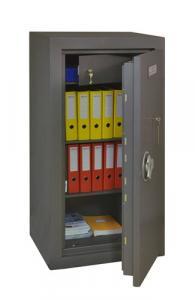 Nábytkový trezor Safetronics EURON 4300 ME