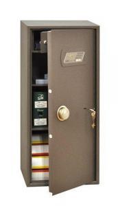 Nábytkový trezor Safetronics ZSL 120 ME