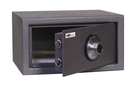 Malý nábytkový trezor Safetronics ZSL 17LG