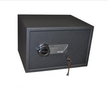 Malý nábytkový trezor s elektronickým zámkom Safetronics ZSL 28ME