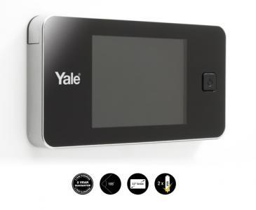 Digitálne kukátko YALE