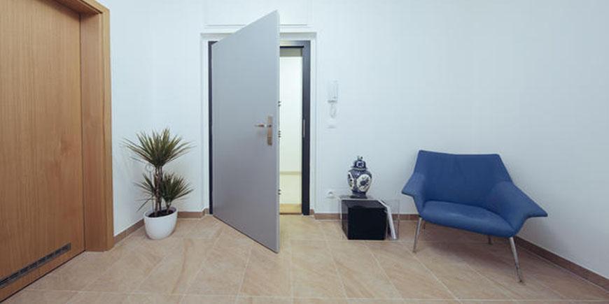Ako vybrať bezpečnostné dvere